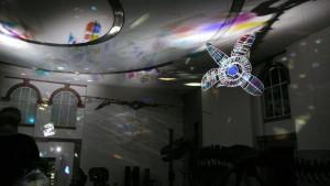 Licht-Raum-und Urzeit in einem Moment